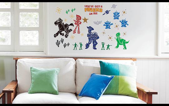 "Disney Musterkollektion ""Toy Story"" für Heimdecor CADSNP05 5"