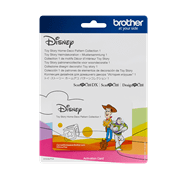 Disney Toy Story Home-Deco pattern collection for ScanNCut