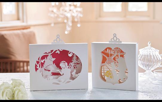 Collezione di disegni Biancaneve e Belle Disney CADSNP06 7