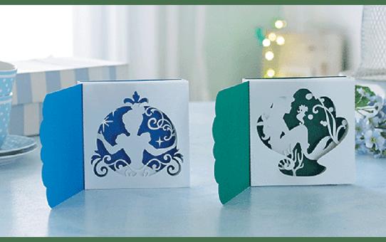 """Disney Musterkollektion """"Aschenputtel und Ariel"""" für Papier CADSNP07 4"""