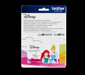 Collection de créations en papier Cendrillon et Ariel de Disney