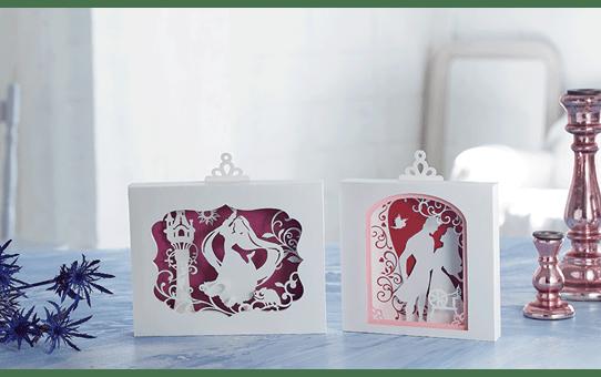 Collection de motifs Raiponce et Aurore de Disney CADSNP08 6