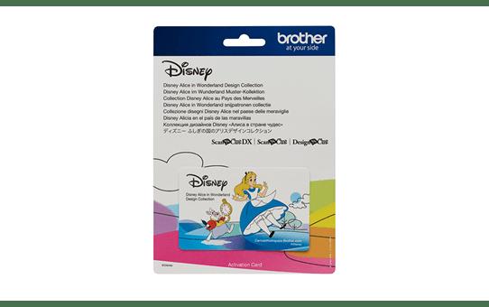 CADSNP09 Disney Alice in Wonderland Design Collection 2