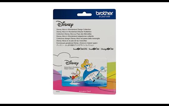 CADSNP09 Collection Disney Alice au Pays des Merveilles 2