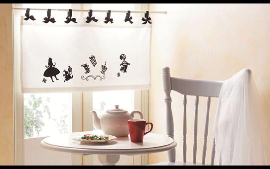 CADSNP09 Disney Alice in Wonderland snijpatronen collectie 4