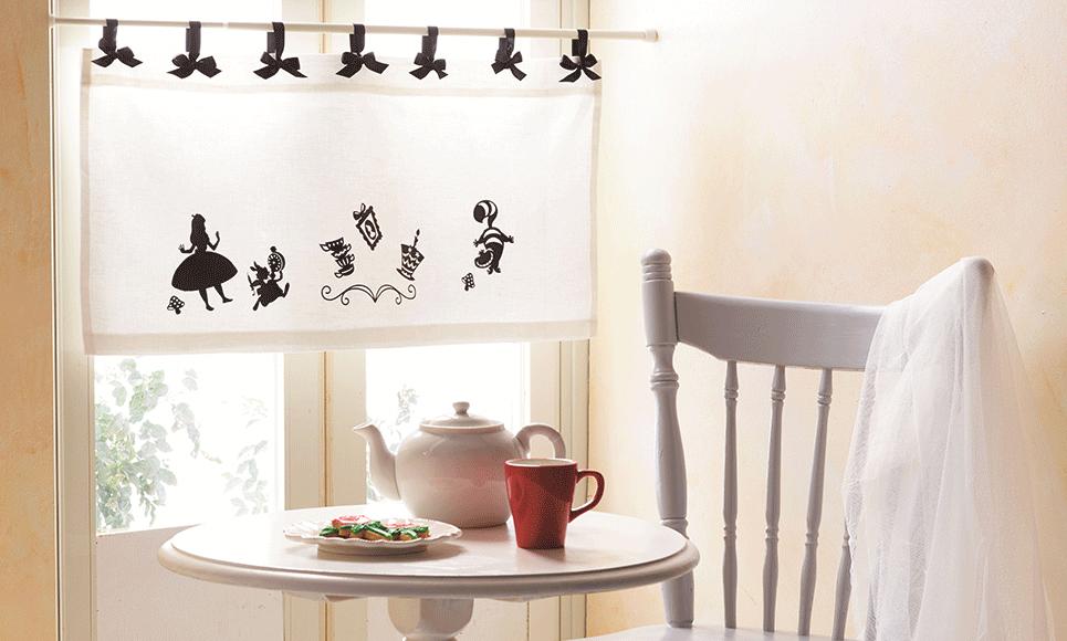 CADSNP09 Disney Alice in Wonderland Design Collection 4