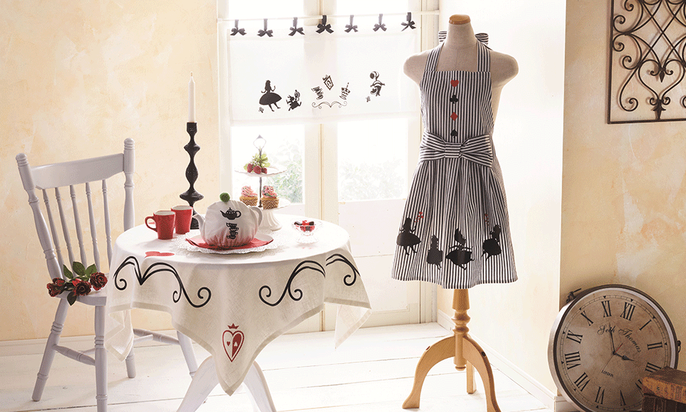CADSNP09 Disney Alice in Wonderland Design Collection 10
