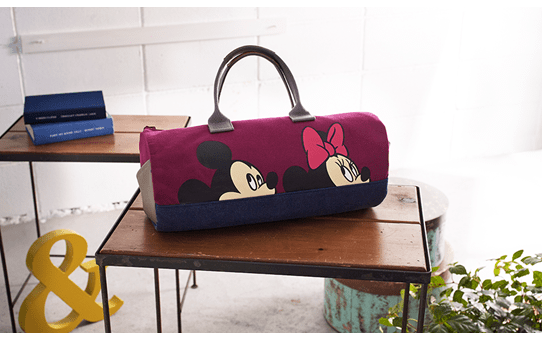 Collezione disegni Disney Mickey Mouse moderno & Minnie Mouse CADSNP10 3