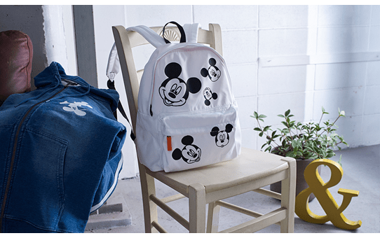 Collezione disegni Disney Mickey Mouse moderno & Minnie Mouse CADSNP10 4