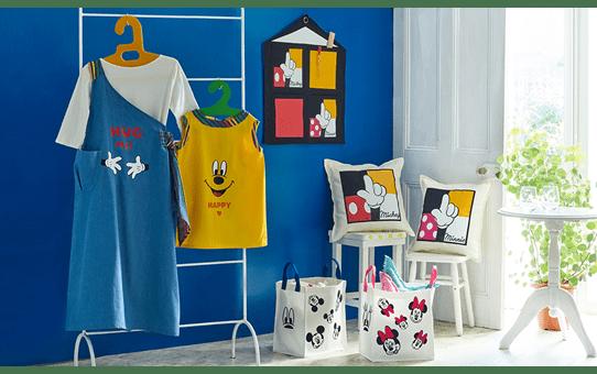 Disney Moderne Micky Maus und Minnie Maus Muster-Kollektion CADSNP10 5