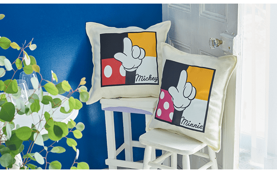 Disney Modern Mickey Mouse & Minnie Mouse Design Collection CADSNP10 6