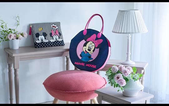 Disney Moderne Micky Maus und Minnie Maus Muster-Kollektion CADSNP10 7