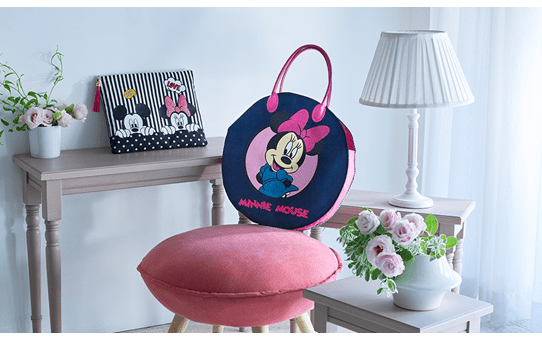 Collezione disegni Disney Mickey Mouse moderno & Minnie Mouse CADSNP10 7