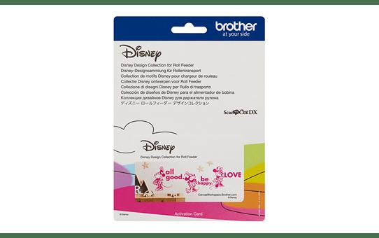 Disney Design Collection for Roll Feeder CADXDSNP12