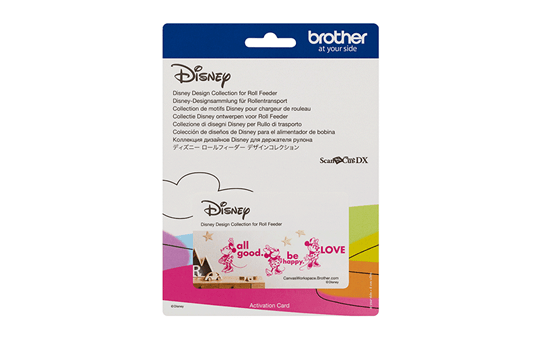 Disney Design Collection for Roll Feeder CADXDSNP12