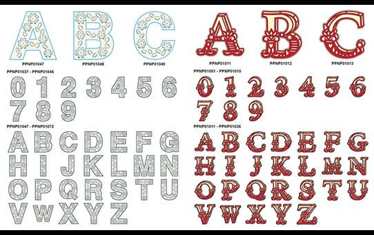 CAPPNP01 PigPong Raccolta alfabeti 2