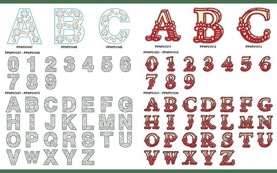 CAPPNP01 PigPong Collection de caractères 2