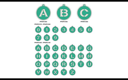 CAPPNP01 PigPong Raccolta alfabeti 3