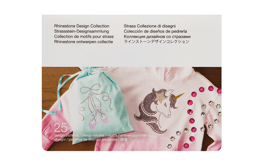 Rhinestone Design Collection CARSDP01 2