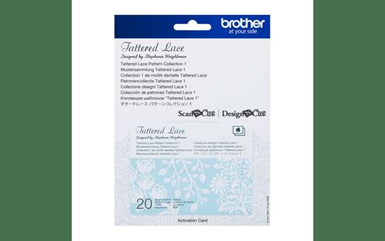ScanNCut Tattered Lace-Kollektion 1 CATTLP01