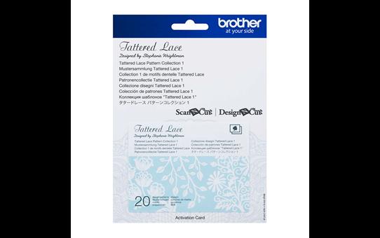 Tattered Lace Collezione 1 CATTLP01 per ScanNCut
