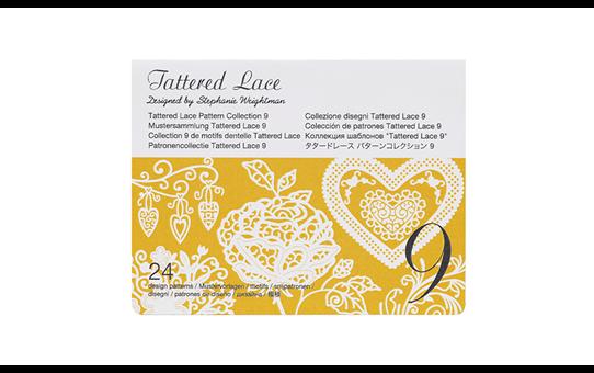ScanNCut Tattered Lace-Kollektion 9 CATTLP09