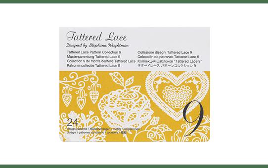 Tattered Lace Collezione 9 CATTLP09 ScanNCut