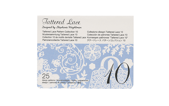 ScanNCut Tattered Lace Collectie10 CATTLP10