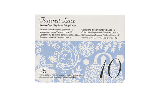 CATTLP10 Tattered Lace Collection 10