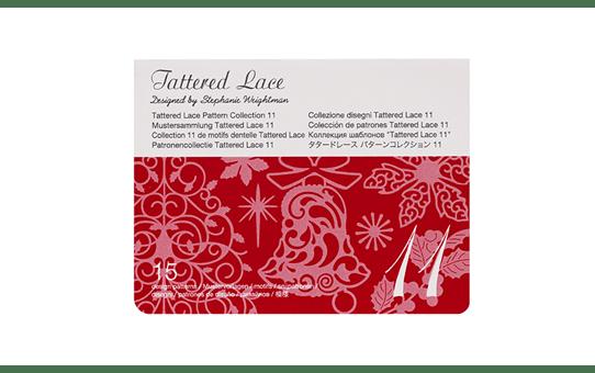 Tattered Lace Collezione 11 CATTLP11 ScanNCut
