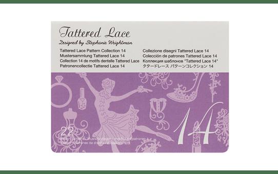 ScanNCut Tattered Lace-Kollektion 14 CATTLP14