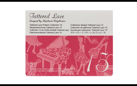 ScanNCut Tattered Lace-Kollektion 15 CATTLP15 2