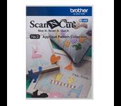 Collection de motifs d'appliqué CAUSB2 pour ScanNCut