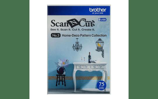 USB No. 3 Коллекция рисунков для домашнего декора CAUSB3