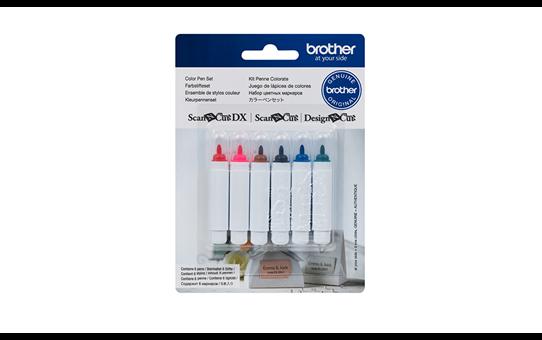 Kit 6 pennarelli colorati CAPEN1 per ScanNCut