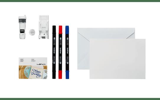 CADXCLGKIT1 Kalligrafie Starter Kit 2
