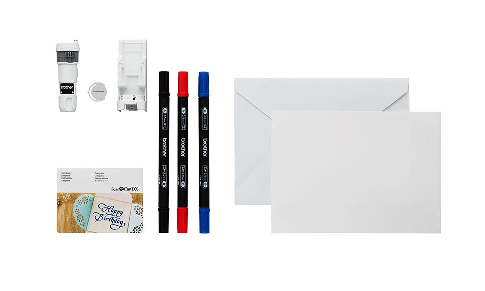 CADXCLGKIT1 Kit de démarrage pour la calligraphie 2