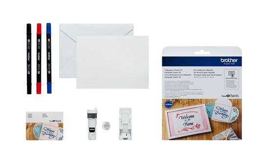 CADXCLGKIT1 Caligraphy Starter Kit 3