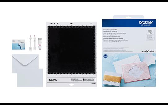 CADXPPKIT1 Papierpiercing-Starterkit 2