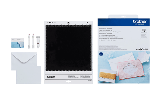 Kit de démarrage pour la perforation papier CADXPPKIT1 2