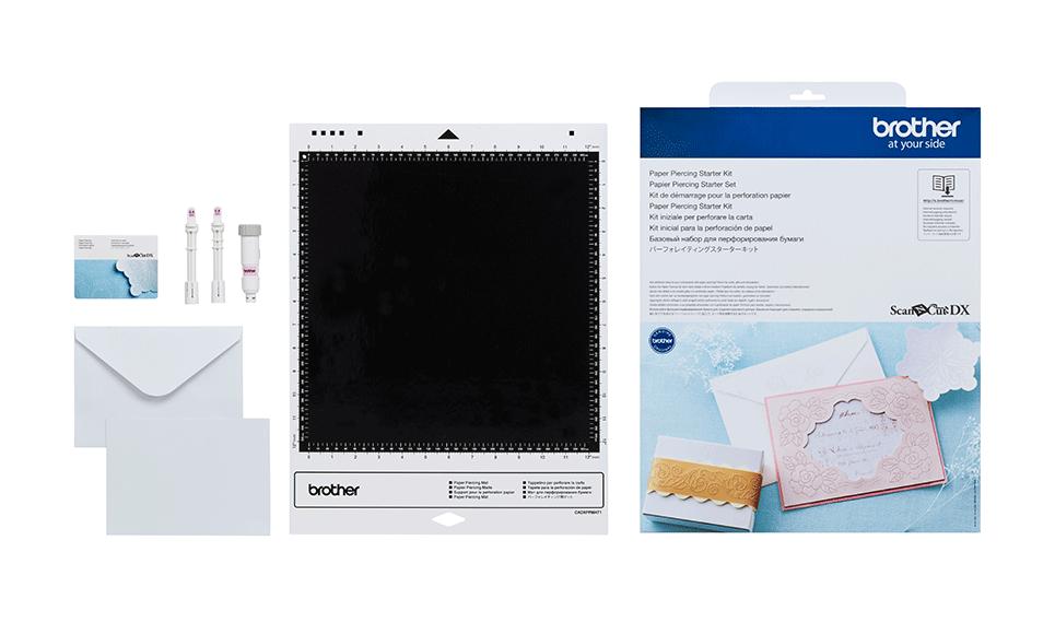 Paperpiercing Starter Kit - CADXPPKIT1 2