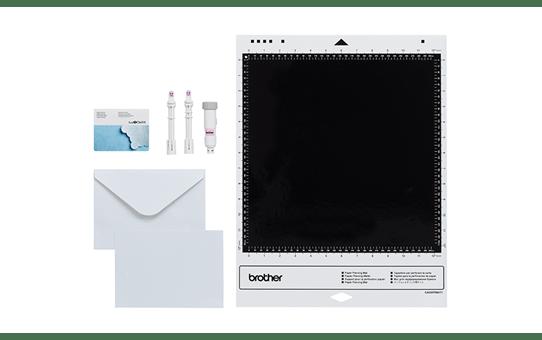 Kit de démarrage pour la perforation papier CADXPPKIT1 3