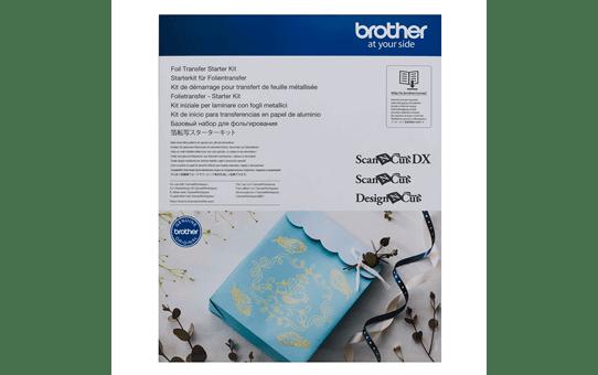 Starter kit Foil CAFTKIT1 per ScanNcut