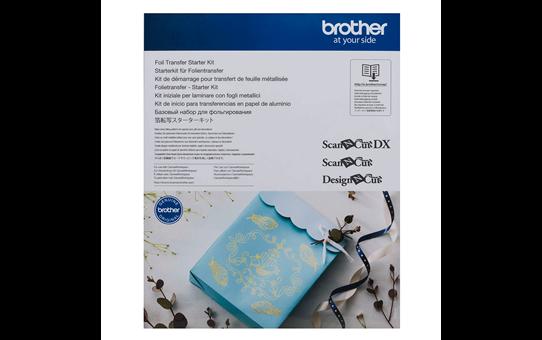 ScanNCut Foiling Starter Kit CAFTKIT1