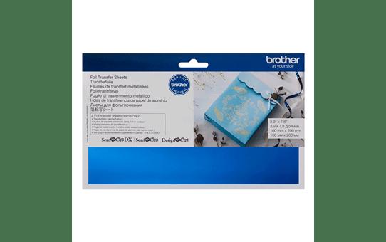 Fogli per laminare con kit foil CAFTSBLU1 per ScanNCut - Blu