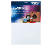 Autocollants imprimables A4 blancs CAPSS1 pour ScanNCut