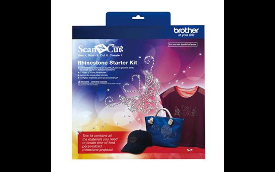 Starter kit strass Brother CARSKIT1 per ScanNcut