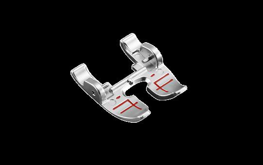 Semelle ouverte F070 adaptable sur pied à double entraînement motorisé DF1. 2