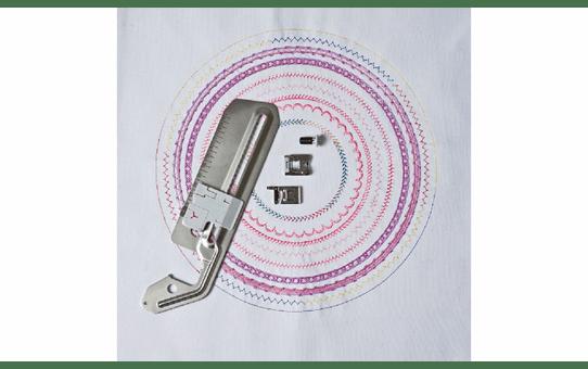 Приспособление для шитья по кругу CIRC1 2