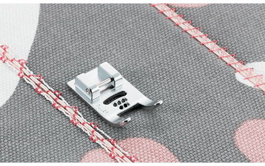 Kordonneervoet met 5 gaten F019N
